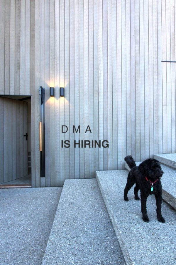 DMA is hiring / Daniel Marshall Architects