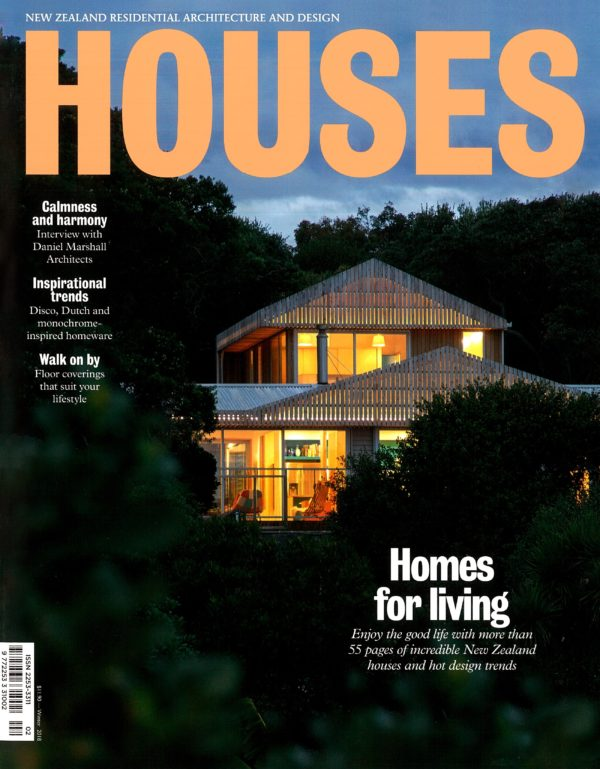 Architects In Profile - Houses Magazine / Daniel Marshall Architects