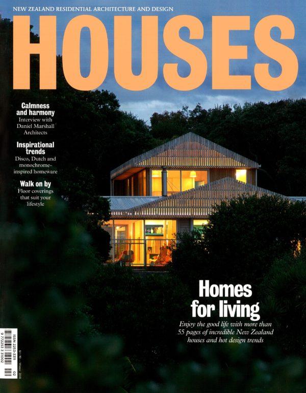 Architects In Profile - Houses Magazine / Daniel Marshall Architects