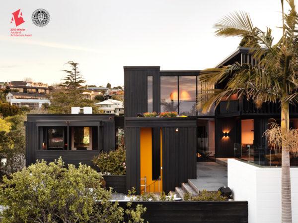 NZIA Auckland Award Winner - Alteration & Addition / Daniel Marshall Architects