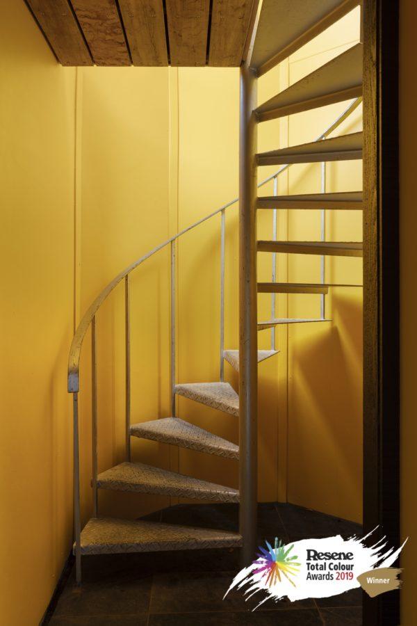 2019 Resene Total Colour Residential Exterior Award - Winner! / Daniel Marshall Architects
