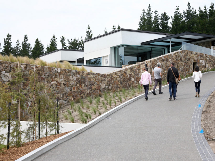 DMA on tour: Canterbury excursion / Daniel Marshall Architects